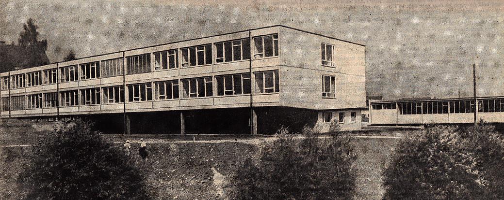 Einweihung der neuen Beruflichen Schule am Schlossberg