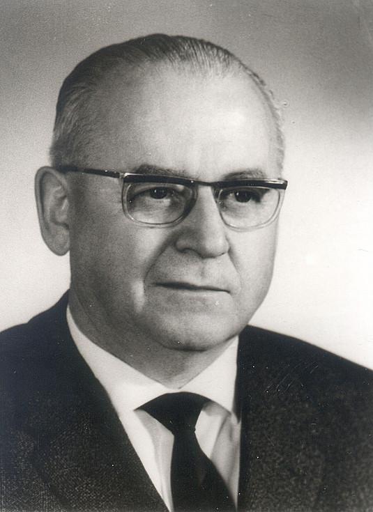 Bürgermeister Paul Bindereif